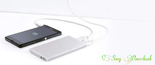 Powerbank sony