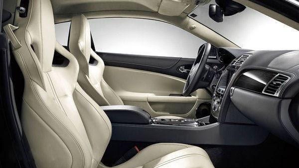 2014 New Jaguar XK Coupe Concept Interior