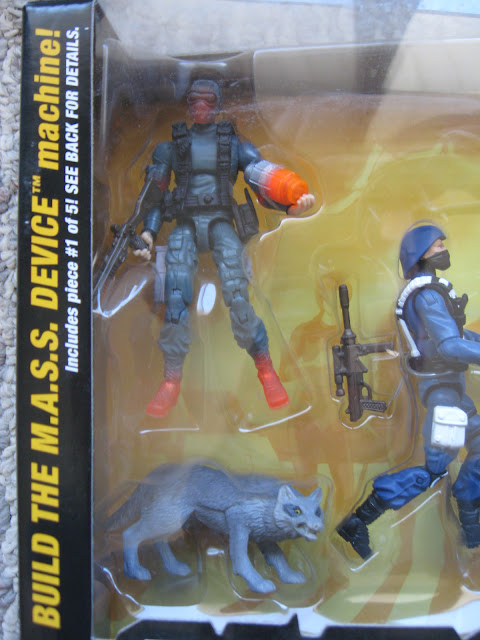 A Closer Look at Radioactive Snake Eyes and Timber