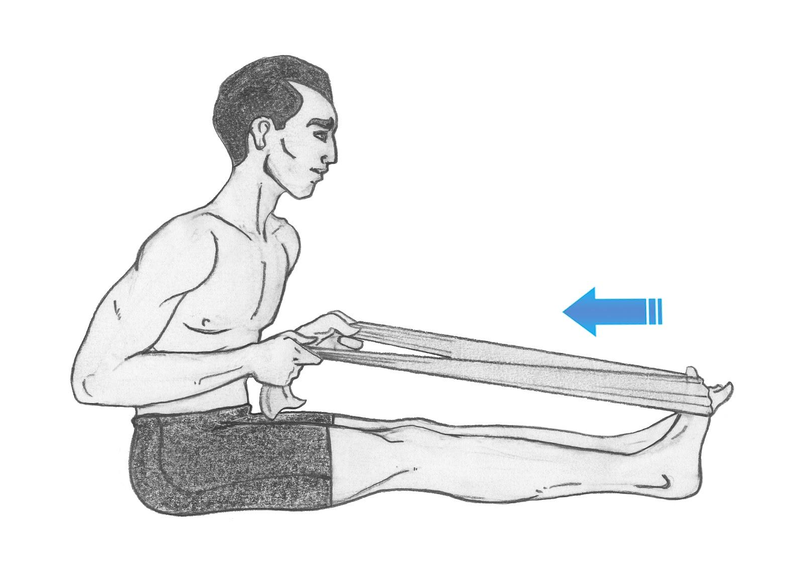 Blog 75 infos sant sport et sant claquage du mollet - Dessin du genou ...