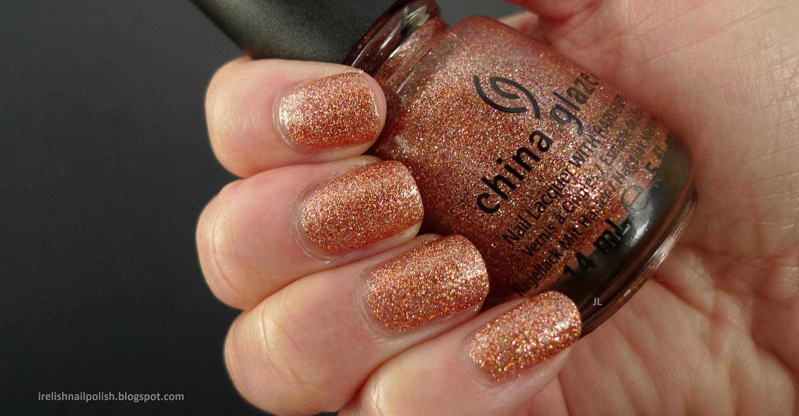 I Relish Nail Polish!: China Glaze - Fireside Glow - Swatch