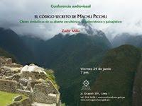 El Código Secreto de Machu Picchu.