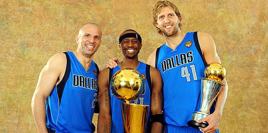 2011 NBA Champions Dallas Mavericks | Michael Tipton | Flickr