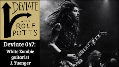 White Zombie guitarist J. Yuenger on music, expat life, and long-term travel