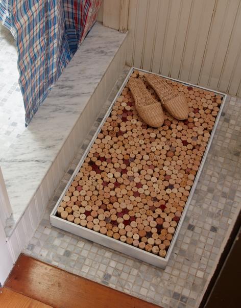 Интерьер своими руками для ванной