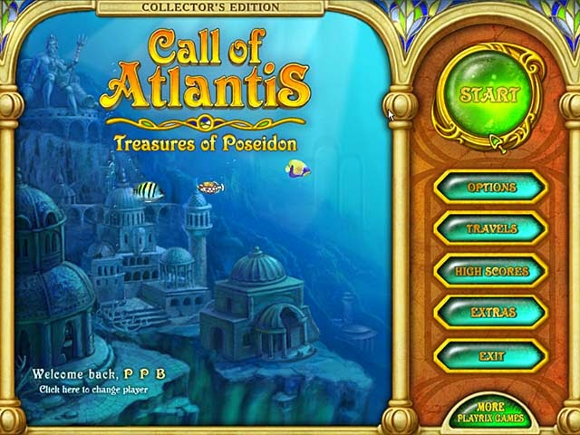 Call of Atlantis Treasures of Poseidon CE Portable