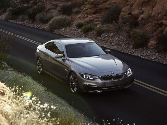The production version of the BMW 4 Series Coupe will get to see in ...