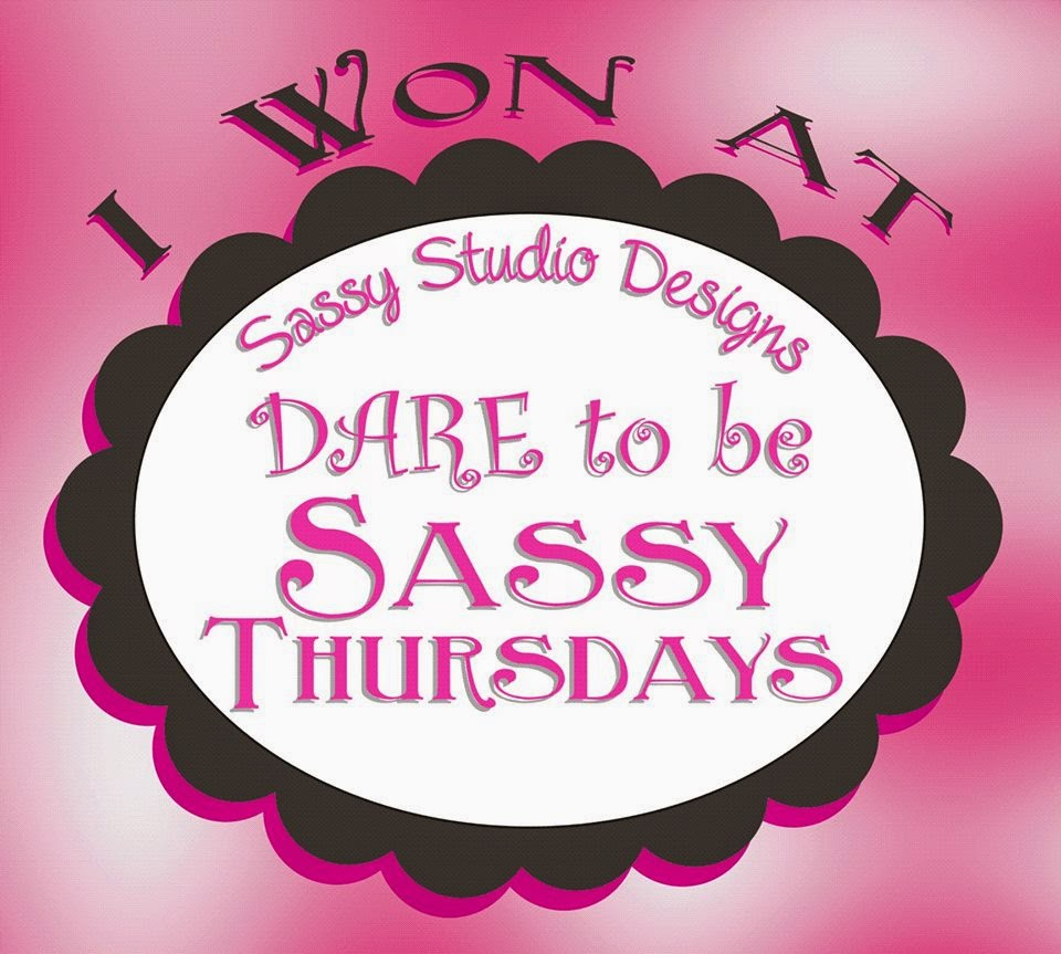 Sassy Studio Winner