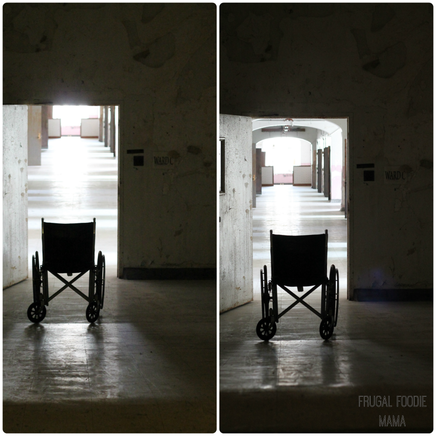 Capture the paranormal on a tour of the Trans-Allegheny Lunatic Asylum in Weston, West Virginia.