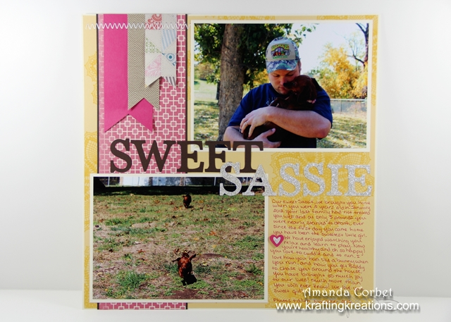 Sweet Sassie