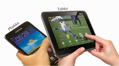 Tablet vs. Phablet