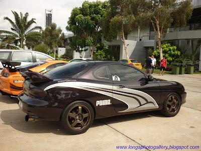 Puma Hyundai Coupe