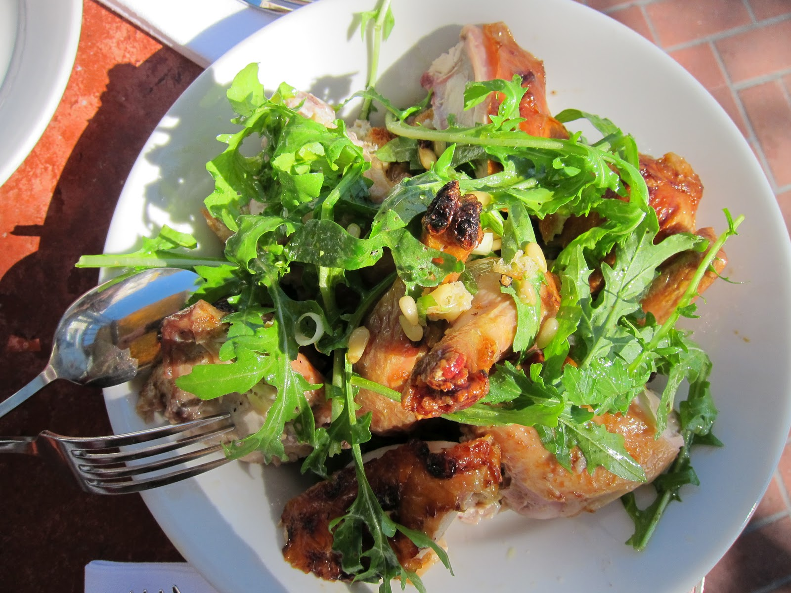 THE BIG EAT: (2) Roasted Chicken and Bread Salad @ Zuni Cafe