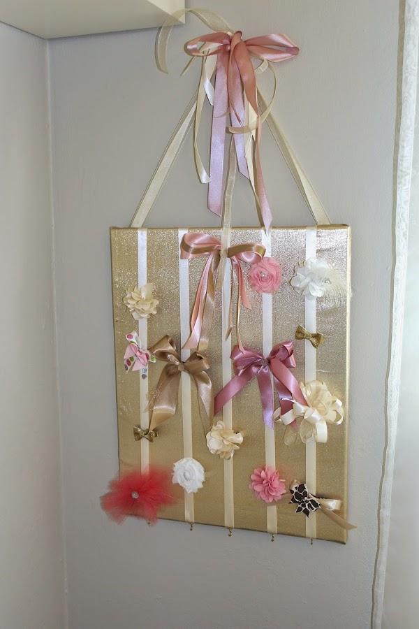 headband board for little girl