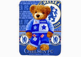Grosir Selimut Kendra Soft Panel Blanket Chelsea Bear