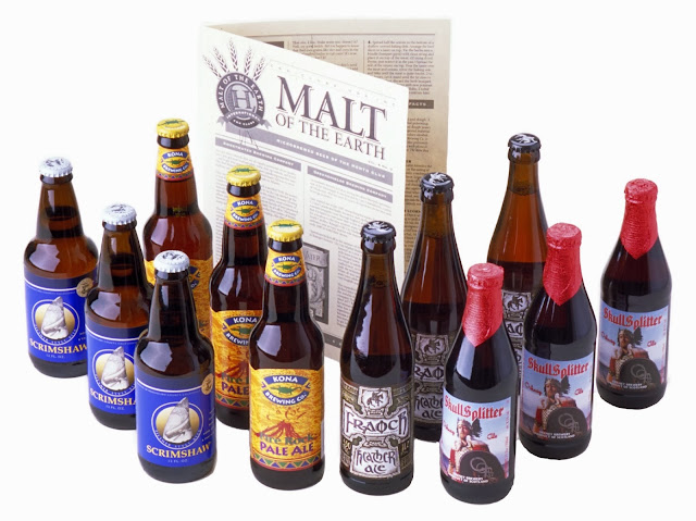 Beer of the month gift, best gifts for him