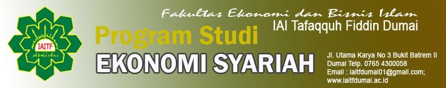 Prodi Ekonomi Syariah