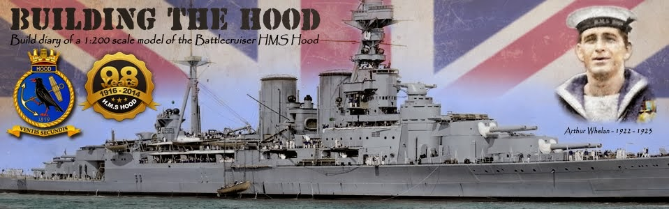 Build HMS Hood