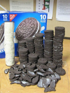 funny oreo picture