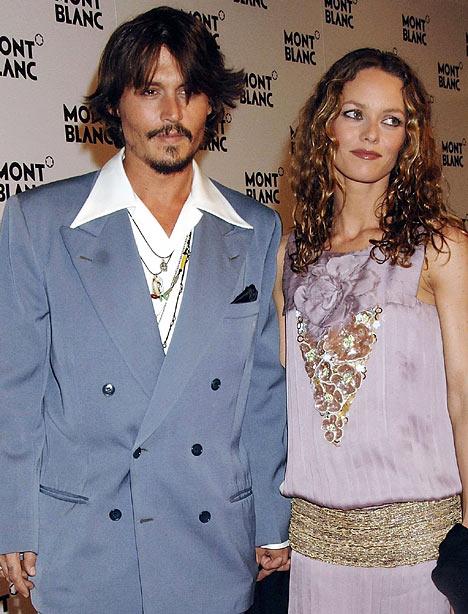 Johnny Depp. Johnny Depp Vanessa Paradis
