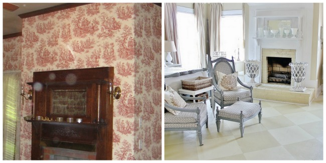 Room Makeover 39 S Before And After Magic The Cottage Market