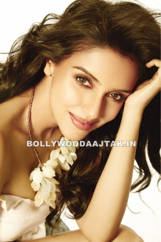 Asin face close up -  Asin latest photoshoot Image