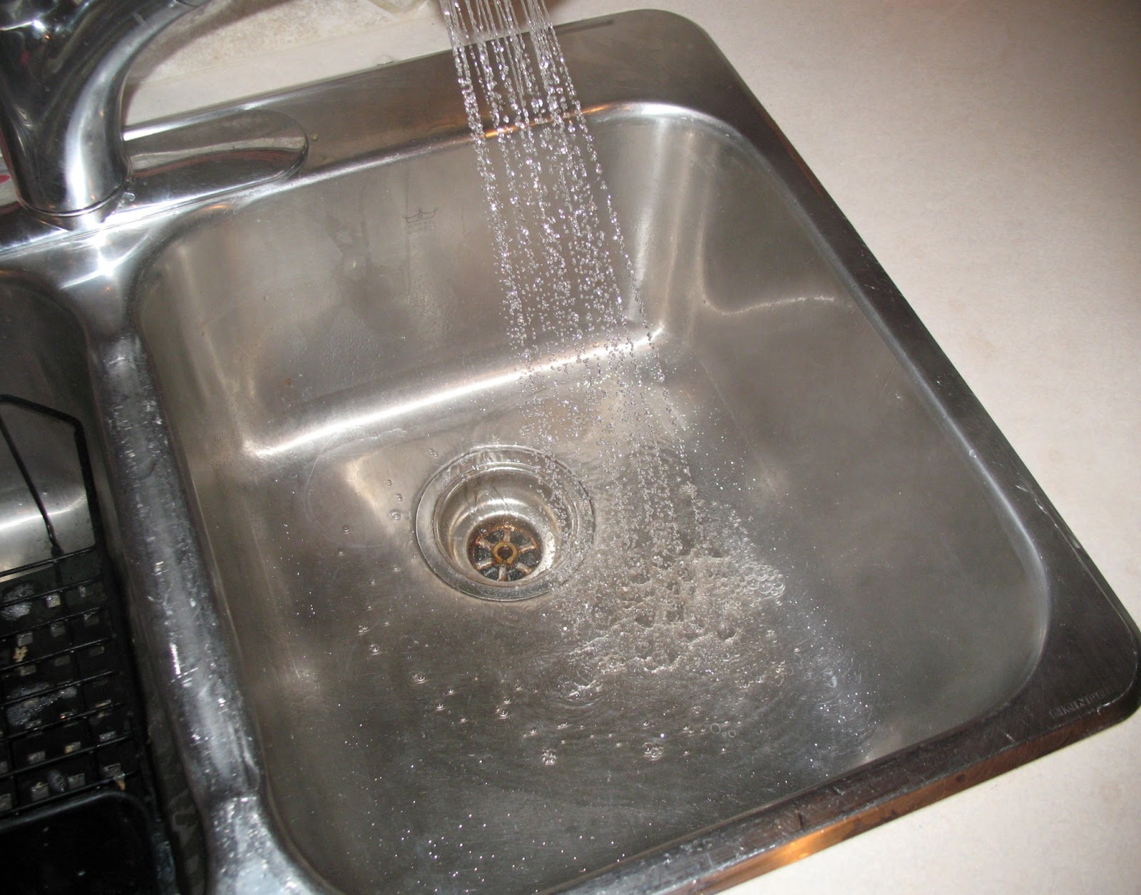 simple joys of home how to clean and shine your stainless steel sink