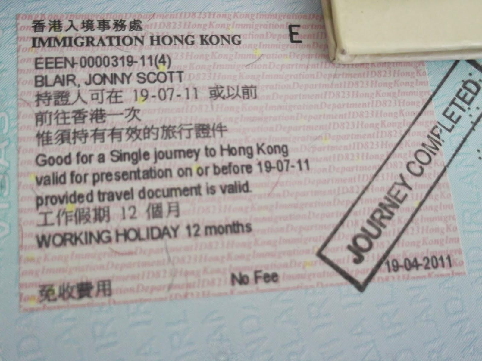 Visa information of hongkong newspedia visa information of hongkong spiritdancerdesigns Choice Image
