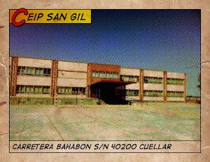 Somos el CEIP San Gil de Cuéllar (Segovia)