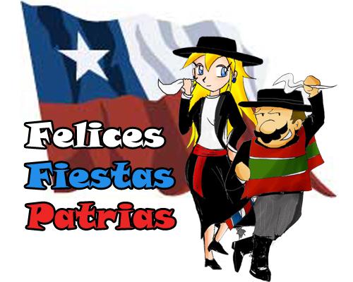 fiesta patria 18 septiembre: