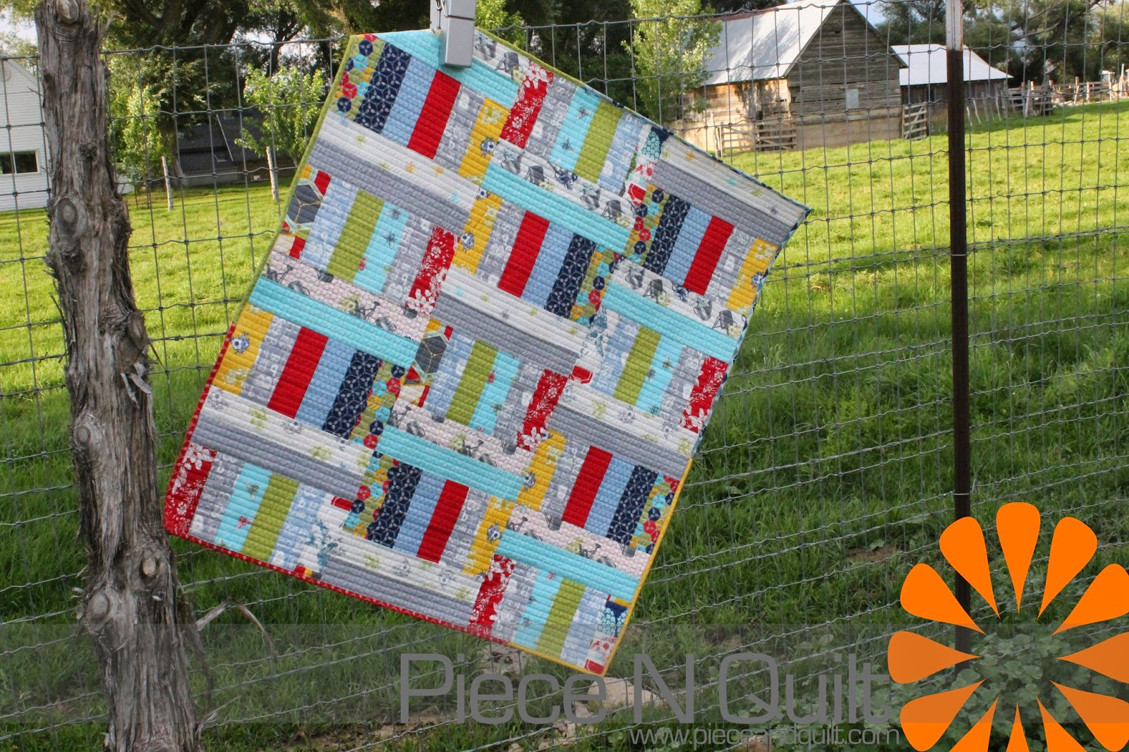 Piece N Quilt: Jelly Roll Jam 2 - A FREE Pattern : jelly roll jam quilt pattern - Adamdwight.com