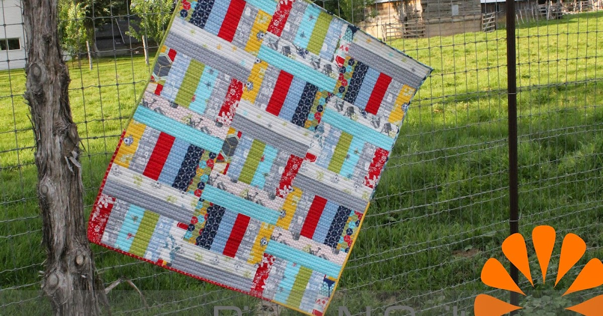 Piece N Quilt Jelly Roll Jam 2 A Free Pattern