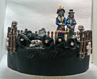Great Halloween Cake Toppers