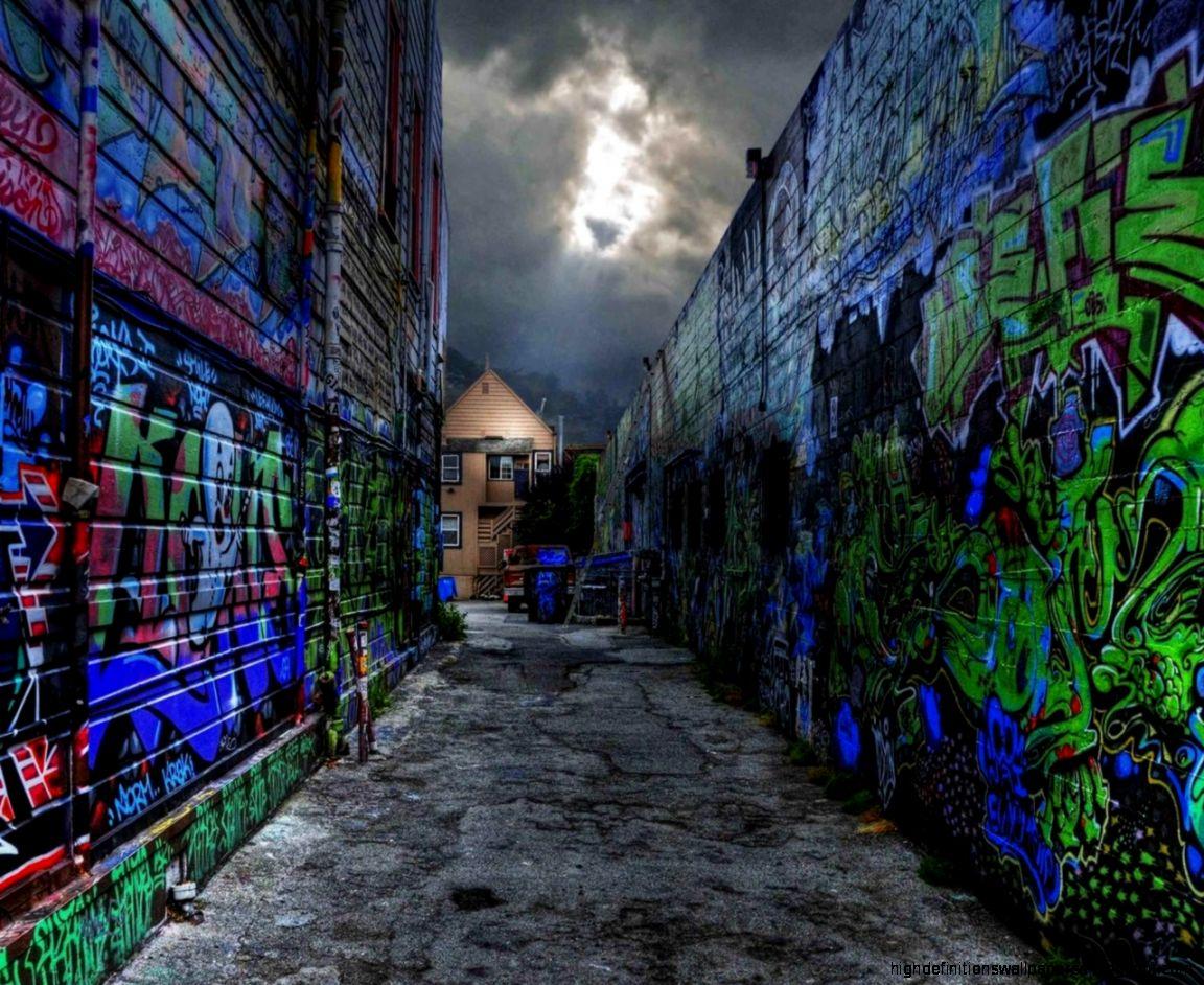 3d Street Art Graffiti Hd Wallpaper High Definitions Wallpapers