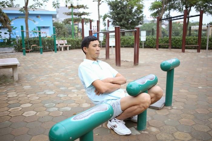 Nên tập các động tác nặng hơn để cơ bắp chắc khỏe
