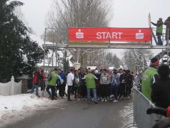 Caputh Lauf See Start