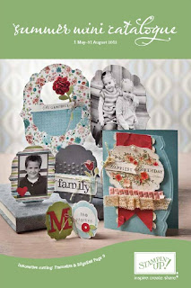 Stampin' Up! Summer Mini Catalogue
