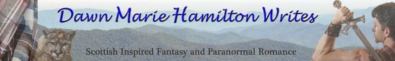 Dawn Marie Hamilton Writes