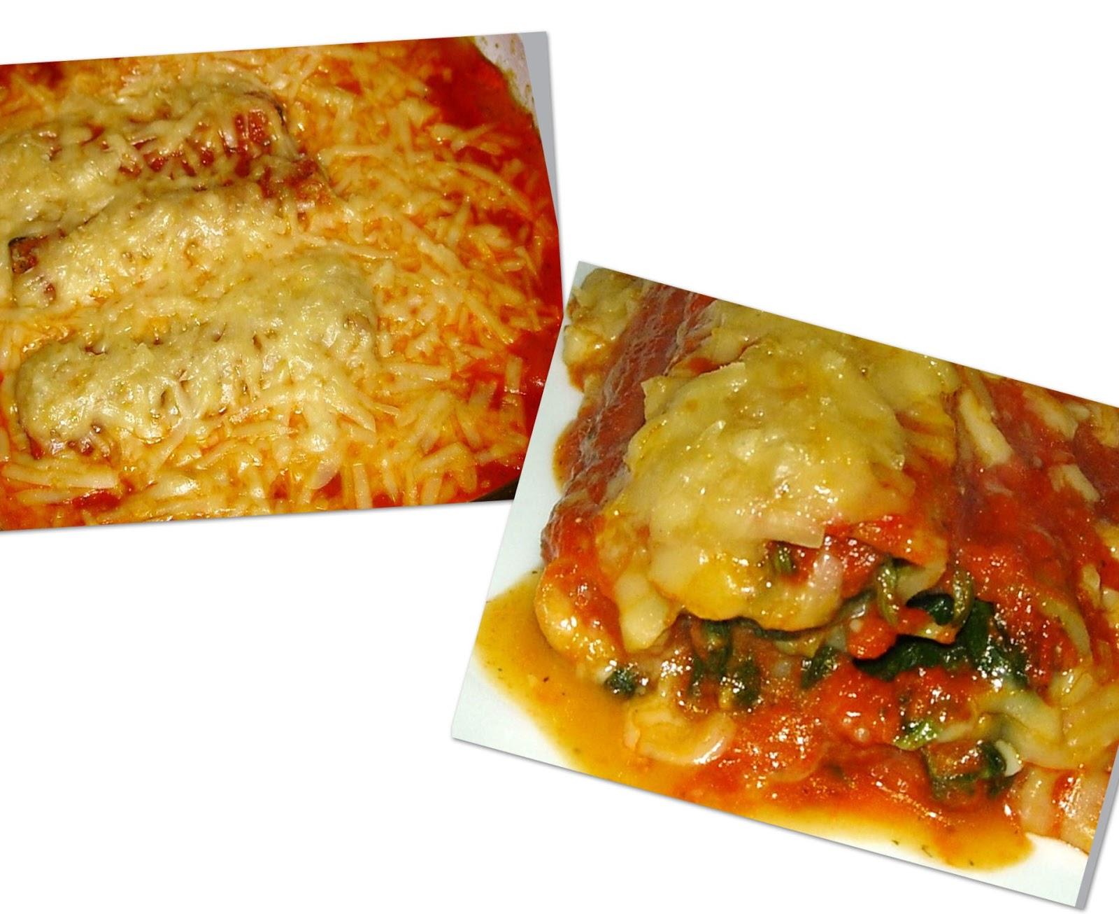 tuffi is dann mal veg cannelloni mit spinat k se f llung. Black Bedroom Furniture Sets. Home Design Ideas