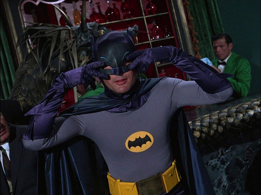 Batman e Robin - 1ª Temporada 1966 Série 720p Bluray HD completo Torrent