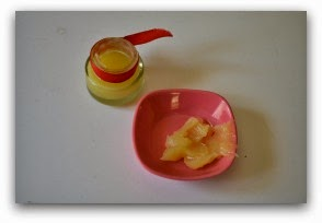 how to make homemade lip gloss without vaseline