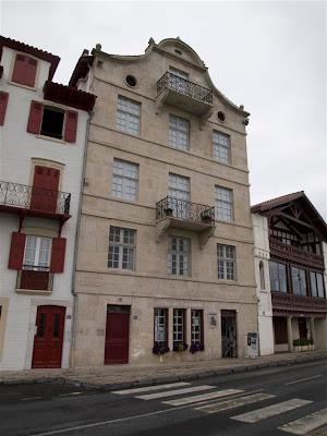 Casa de Maurice Ravel en Ciboure