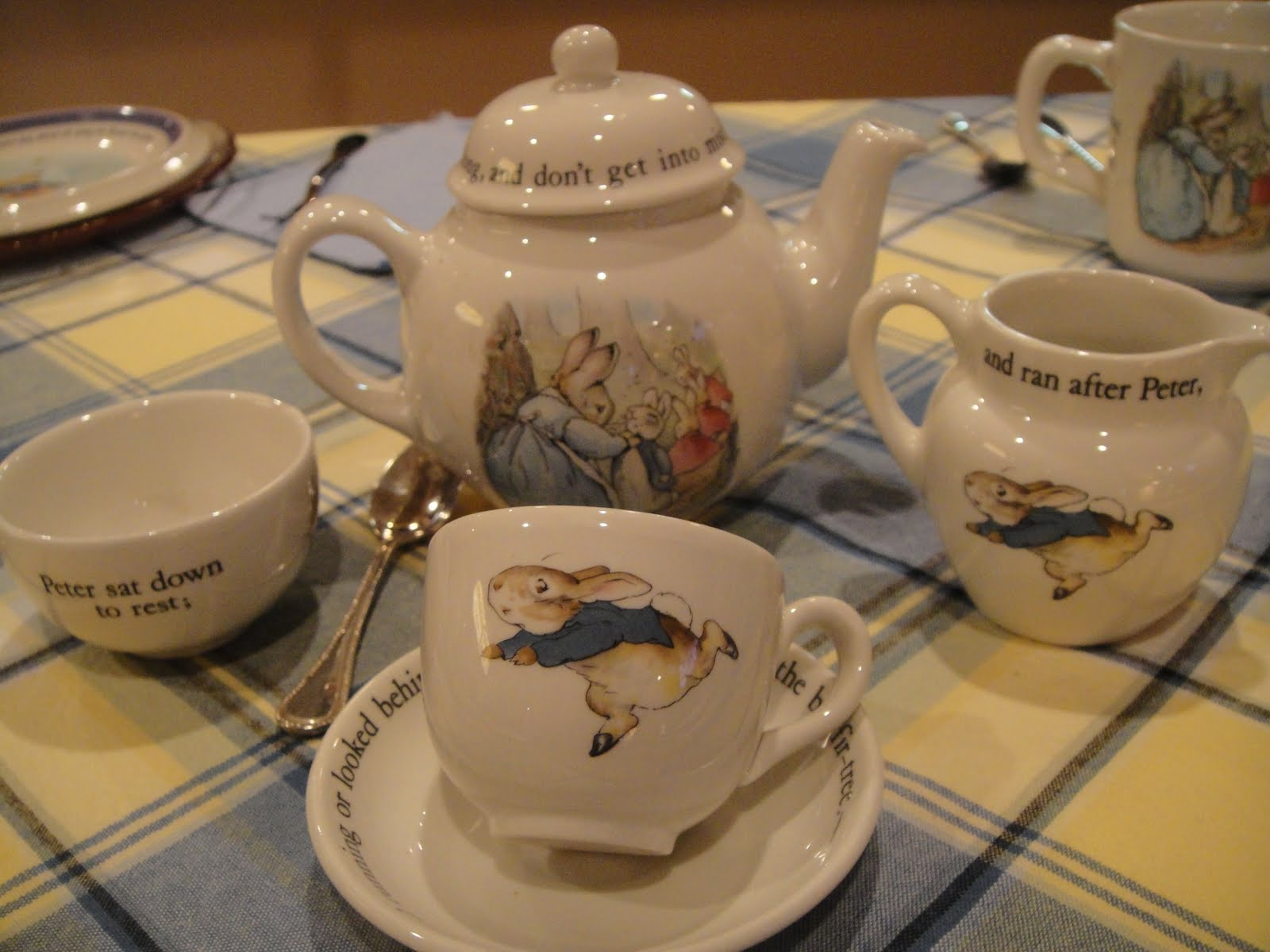 Miss Moppet S Tea Room