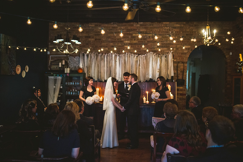 Chicago Wedding Fennel and Iris Photo