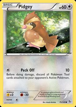 Pidgey -- Flashfire Pokemon Card Review | PrimetimePokemon ...