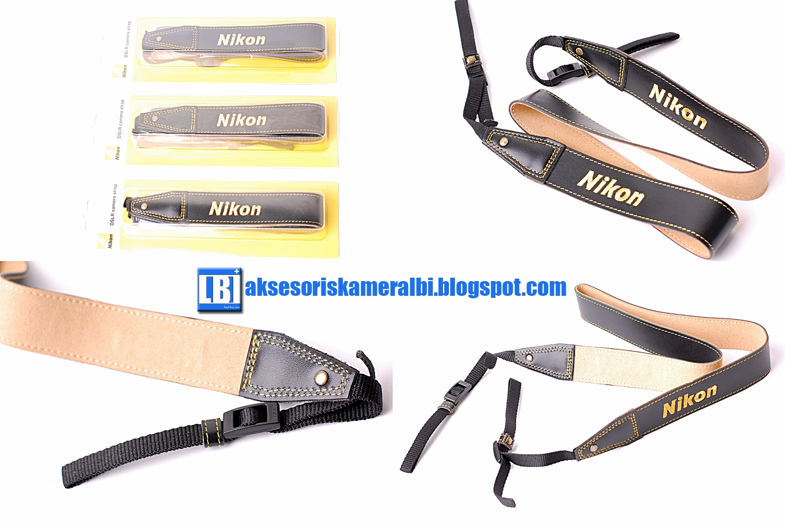 Aksesoris Kamera Indonesia Lbi Jogja Neck Strap For Nikon