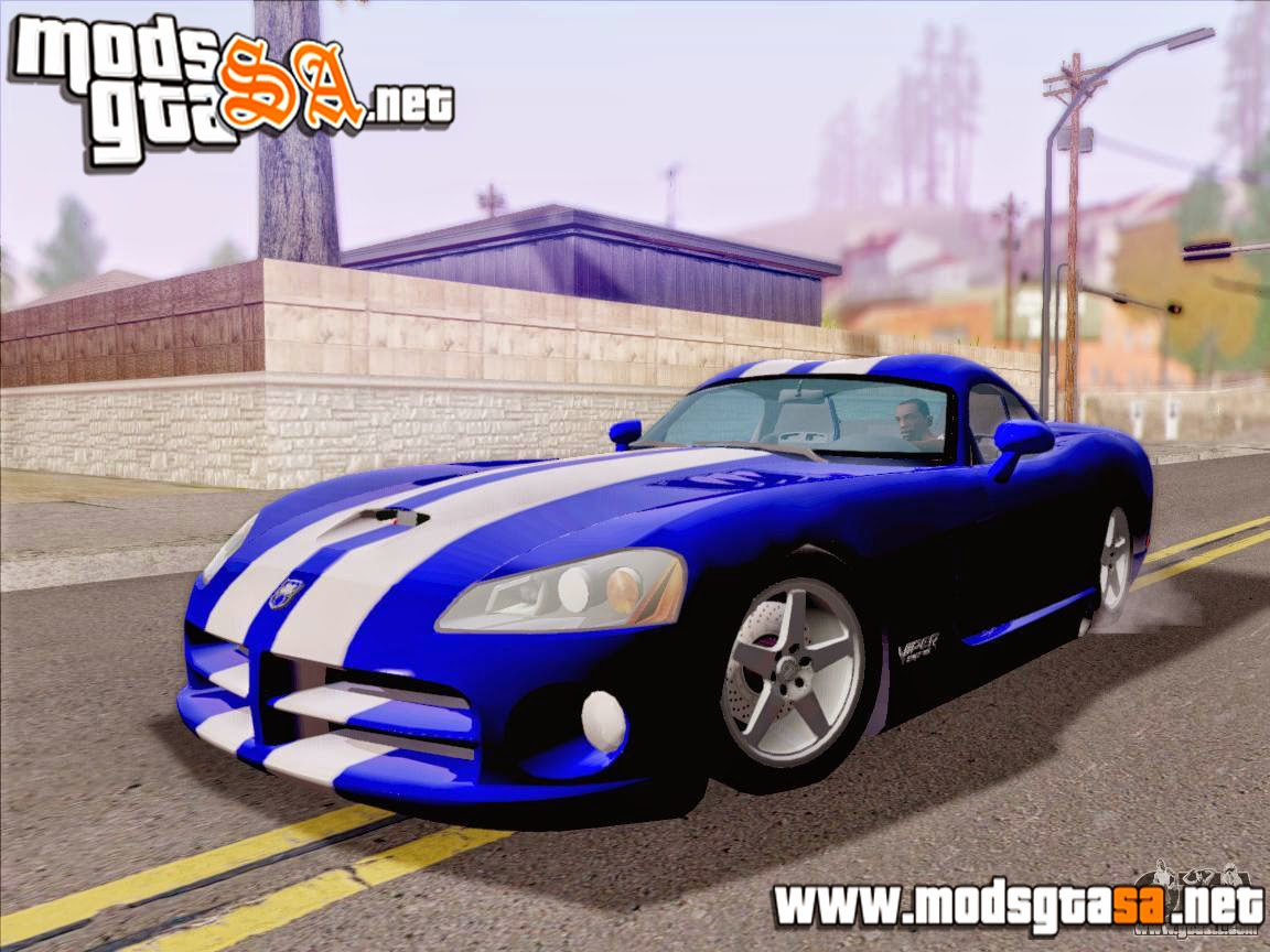SA - Dodge Viper SRT-10 Coupe