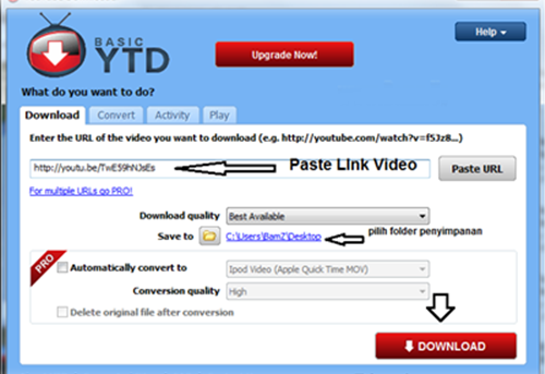 how to download youtube videos on pc with idm