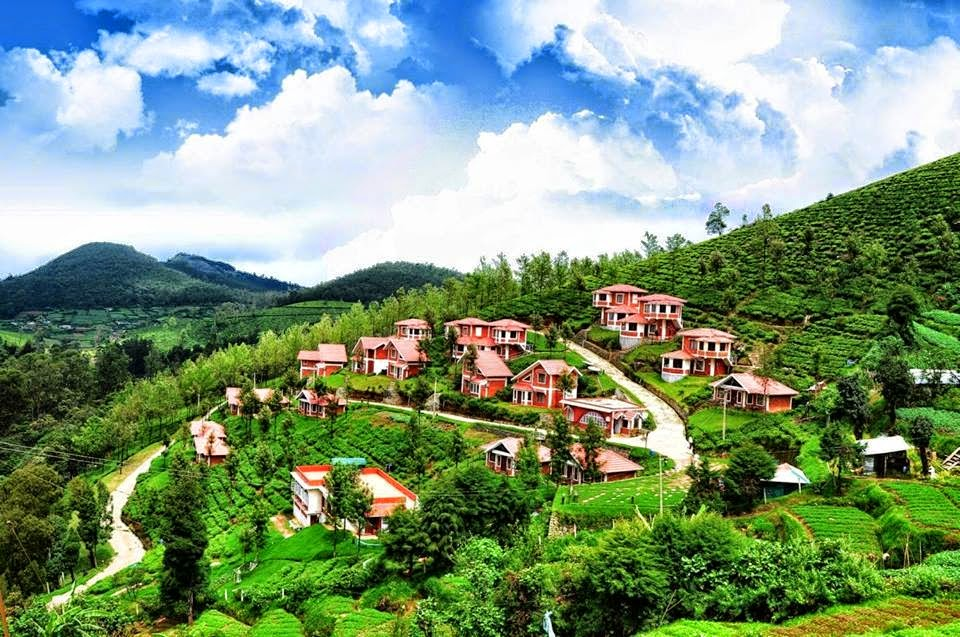 Accommodation in Ooty
