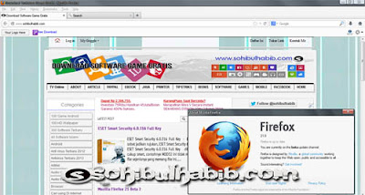 Mozilla Firefox 21 Beta 2